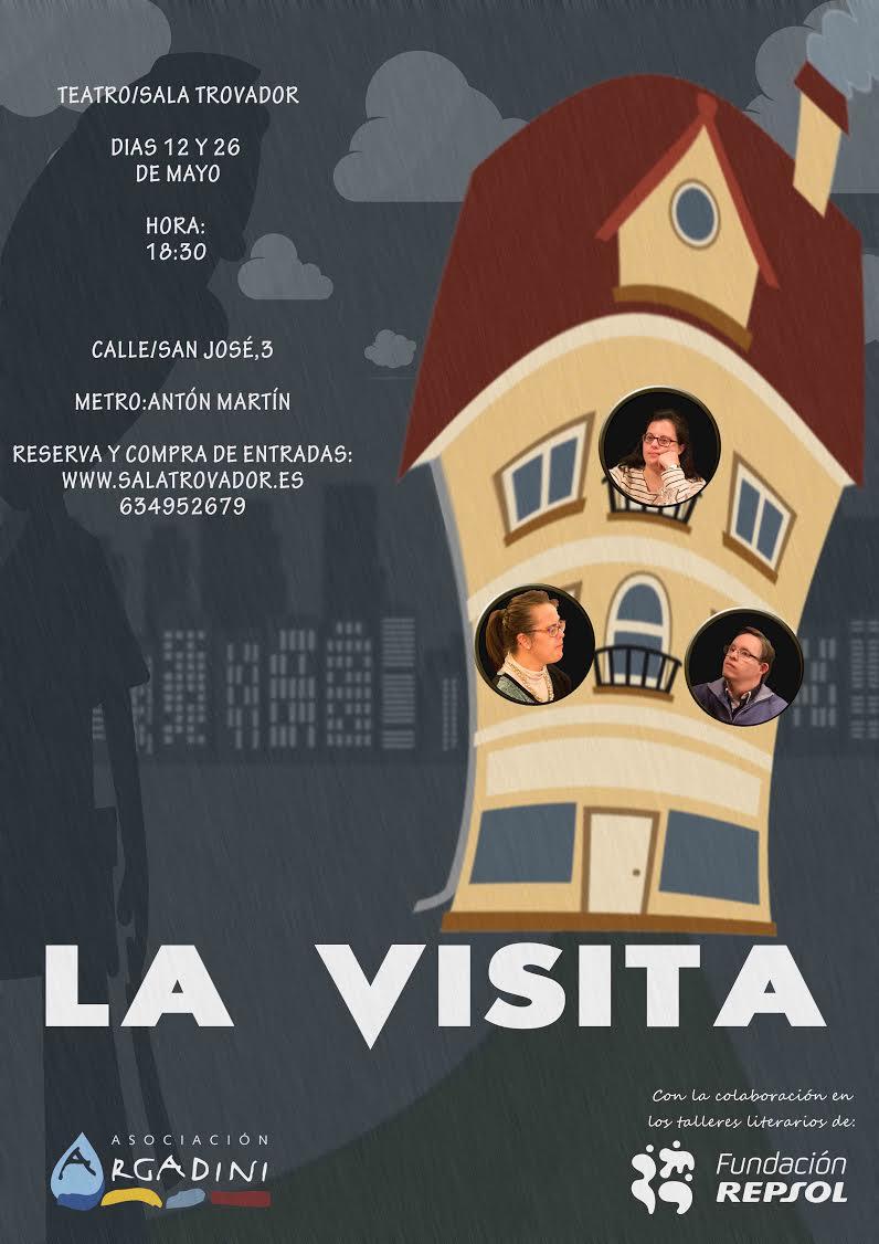 """12 mayo """"La Visita"""""""