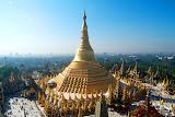 Shwedagon Pagoga
