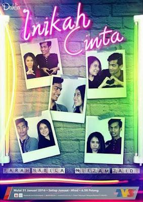 poster inikah cinta