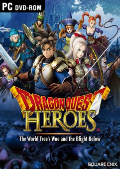 Download Dragon Quest Heroes PC Torrent