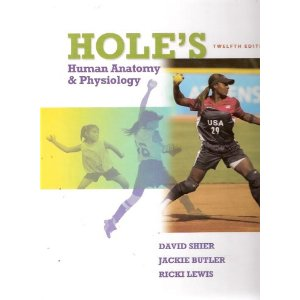 Hole's Human Anatomy & Physiology 12 edition pdf
