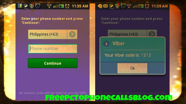 Viber Activation Code Problems and Errors
