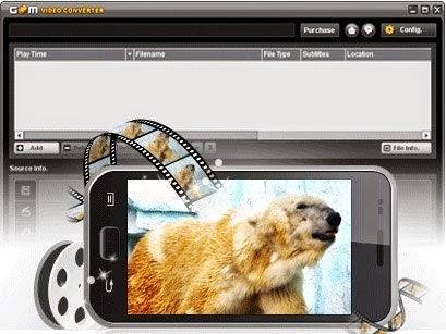 تحميل برنامج التعديل على صيغ الفيديو  GOM Video Converter 1.1