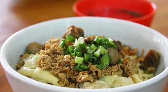 resep ayam jamur