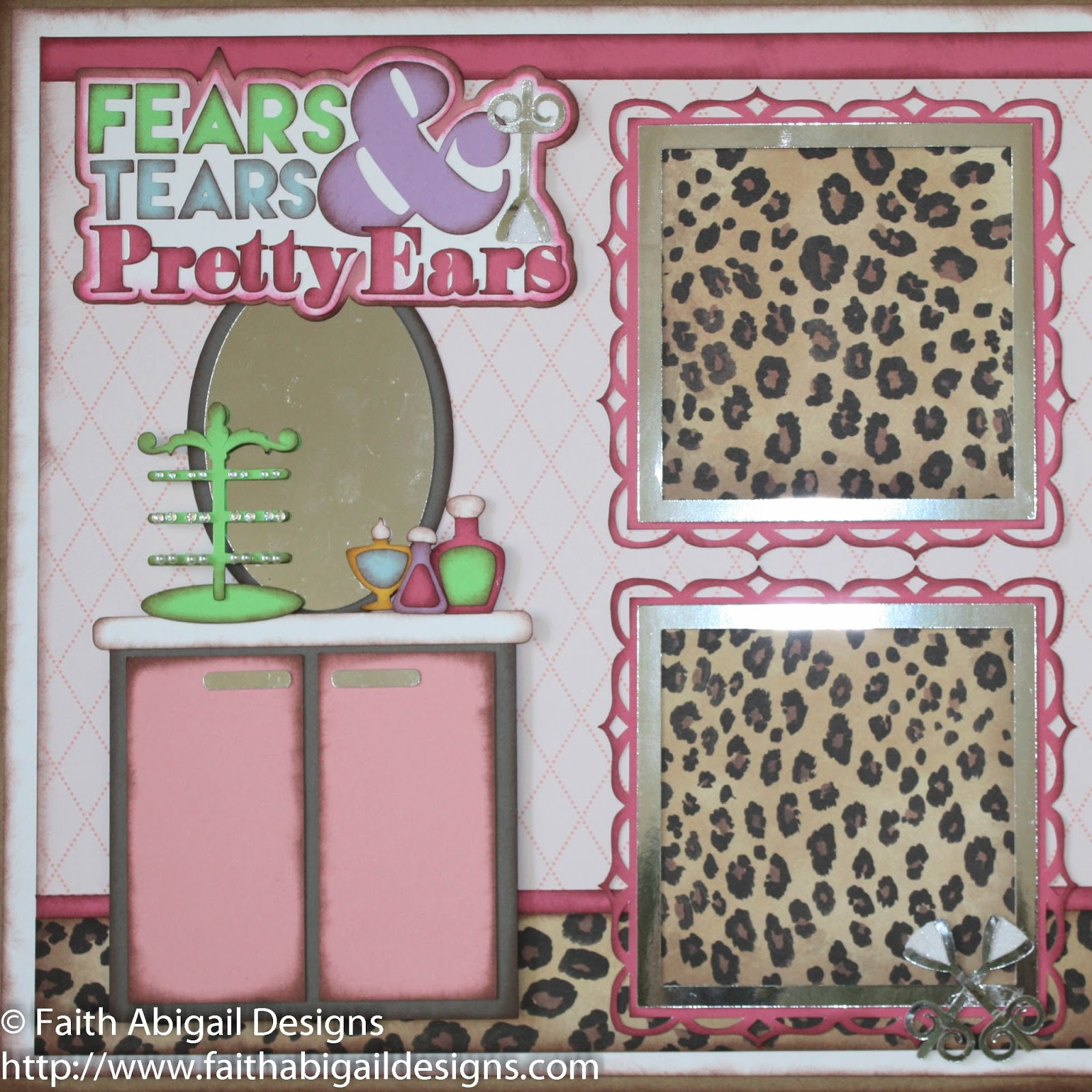 Hello kitty scrapbook ideas - This Is A Standard 12 X12 Double Page Layout Featuring Four 4 X4 Photo Mats