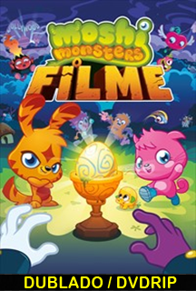 Assistir Moshi Monsters O Filme Dublado