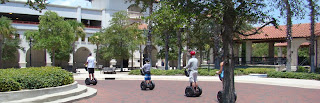 Segway Through History - and Start at The St. Francis Inn! 1 segway780 St. Francis Inn St. Augustine Bed and Breakfast