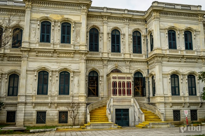 Yildiz Palace And Park Istanbul Traveling By Default