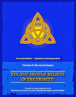 ¡¡Descargue el folleto titulado; ¡¡Sí, usted deberá creer en la Trinidad!! (en español)