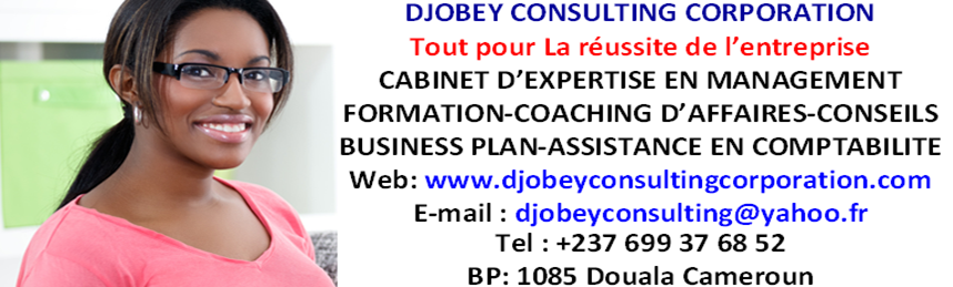 DCC-DJOBEY CONSULTING CORPORATION