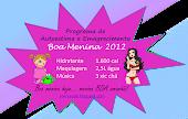 Boa Menina 2012