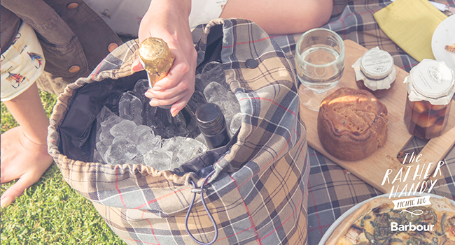 Barbour Rather Handy Picnic Rug