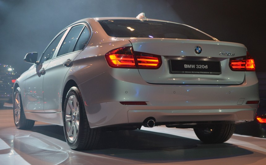 malaysia motoring news bmw 3 series f30 launched in malaysia. Black Bedroom Furniture Sets. Home Design Ideas
