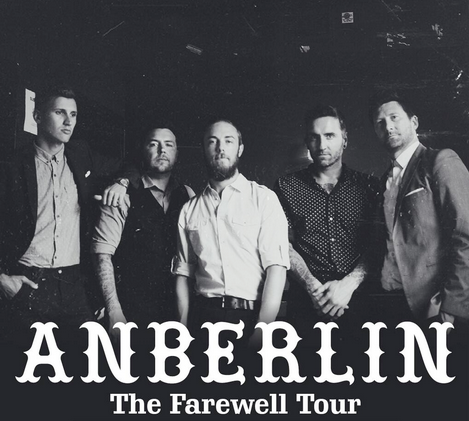 the farewell tour anberlin