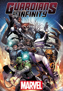 Guardians of the Infinity #1