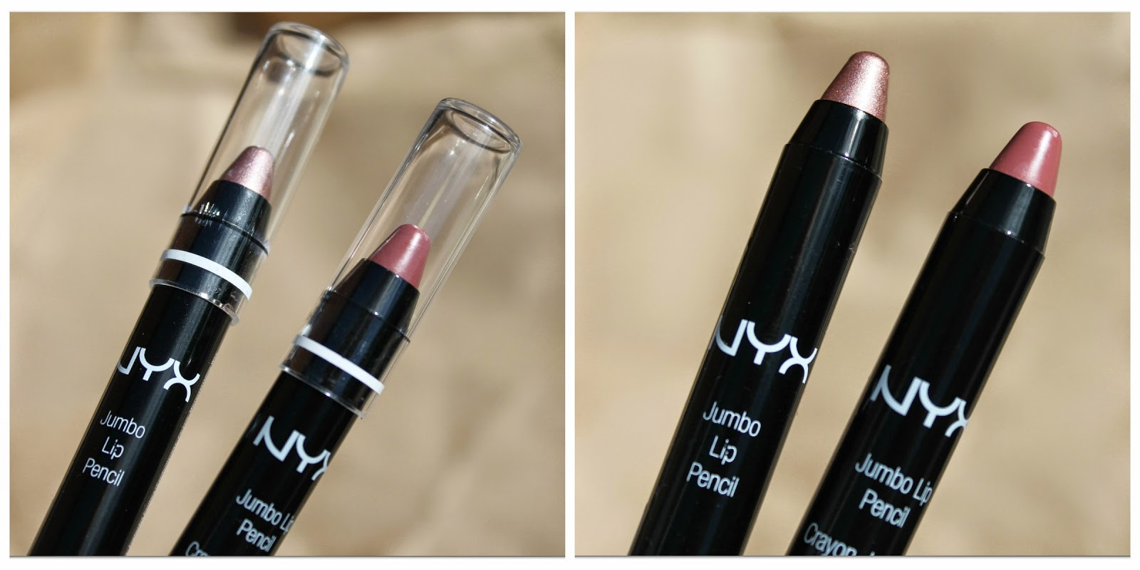 NYX Jumbo Lip Pencils