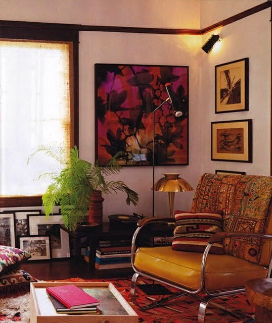 For the love of exotic… and eclectic!