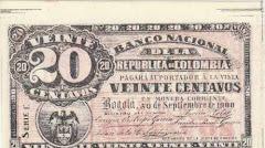 20 CENTAVOS 1900