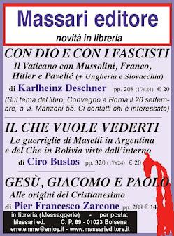Novità Massari editore