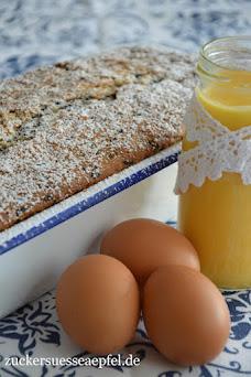 Ein Rezept für Omas Eierlikörkuchen