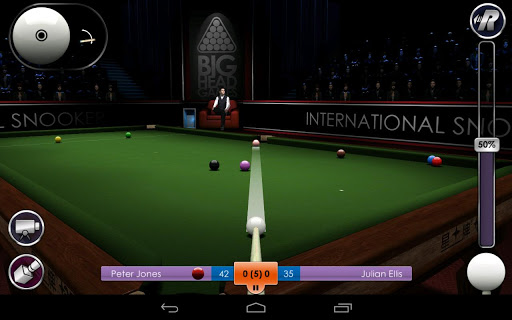 International Snooker Pro THD apk [For Tegra Devices]
