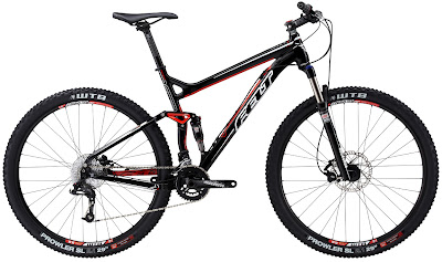 2013 Felt Edict Nine 60 29er Bike FS