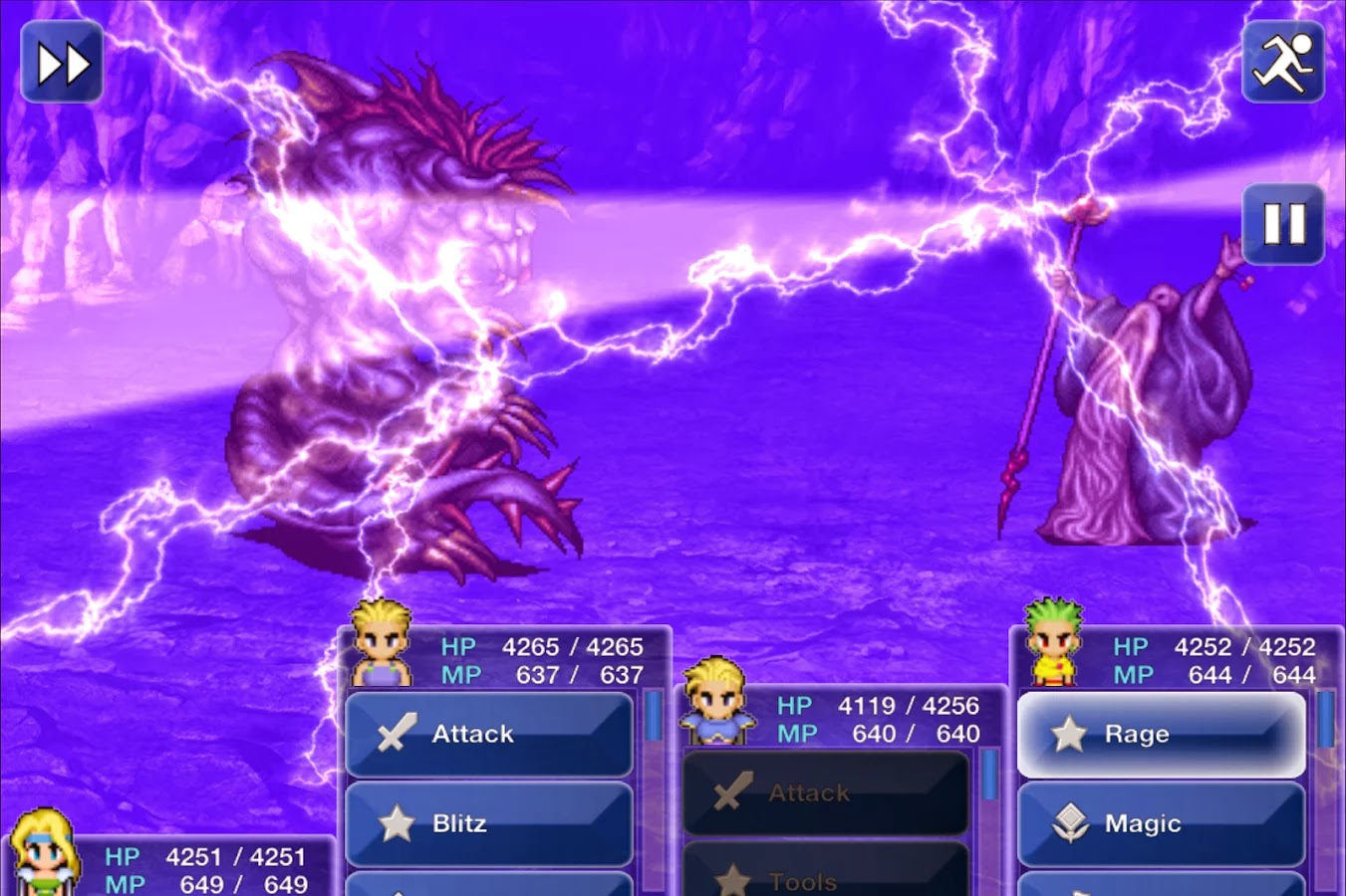Final Fantasy VI v2.0.4 Patched