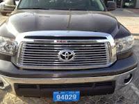تويوتا تندرا 2011 للبيع فى ابو ظبى رمادى