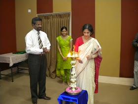 Dr. Gauri Viswanathan at MCC