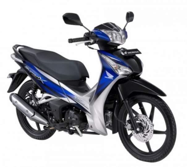 Harga Honda New Supra X 125 Helm In