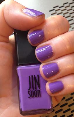 Jin Soon, Jin Soon Voile, nail polish, nail varnish, nail lacquer, manicure, mani monday, #manimonday, nails