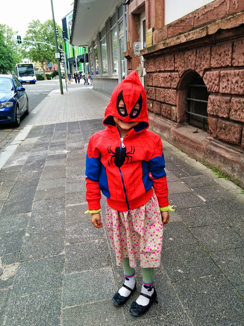 Spiderman sweater