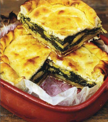 Italian Vegetable pie