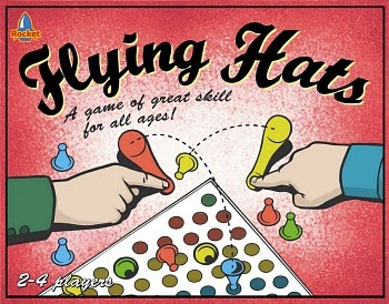 80s Flying Hats Game