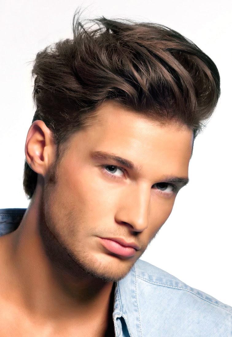 good hairstyles for guys short hair}