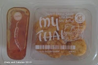 Graze snack My Thai