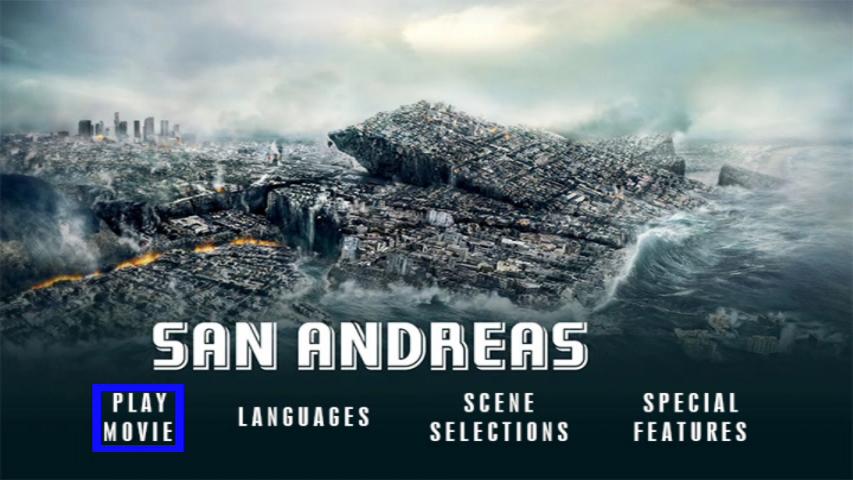 Khe Nứt San Andreas, San Andreas  (2015)