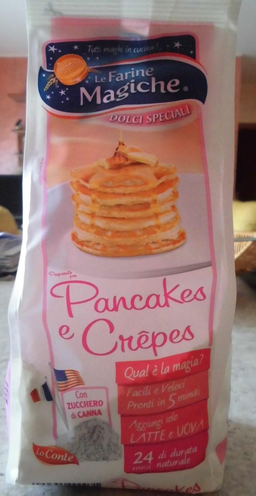 Crepes ricetta veloce senza farina
