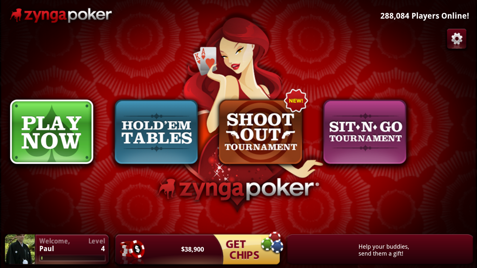 Zynga poker play with friends without ambiance poker club poitiers