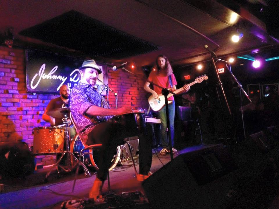 Backyard Bonfire Band :  working with Robert Mugge like? Ask him about his backyard concerts