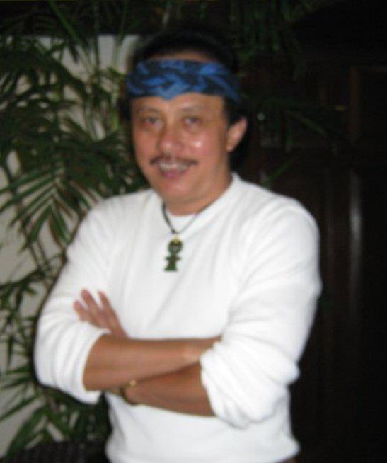 Ferry Fadly Pengsi suara Brama Kumbara dalam sandiwara radio saur
