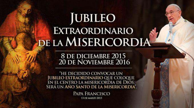 2015 - Jubileo Extraordinario de la Misericordia - 2016