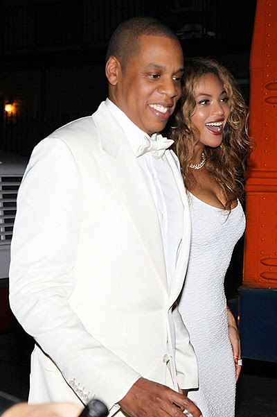 Jay-Z and Beyonce in wedding Solange Knowles and Alan Ferguson