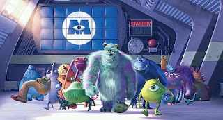 Monsters Inc, Imagenes, Dibujos, parte 2