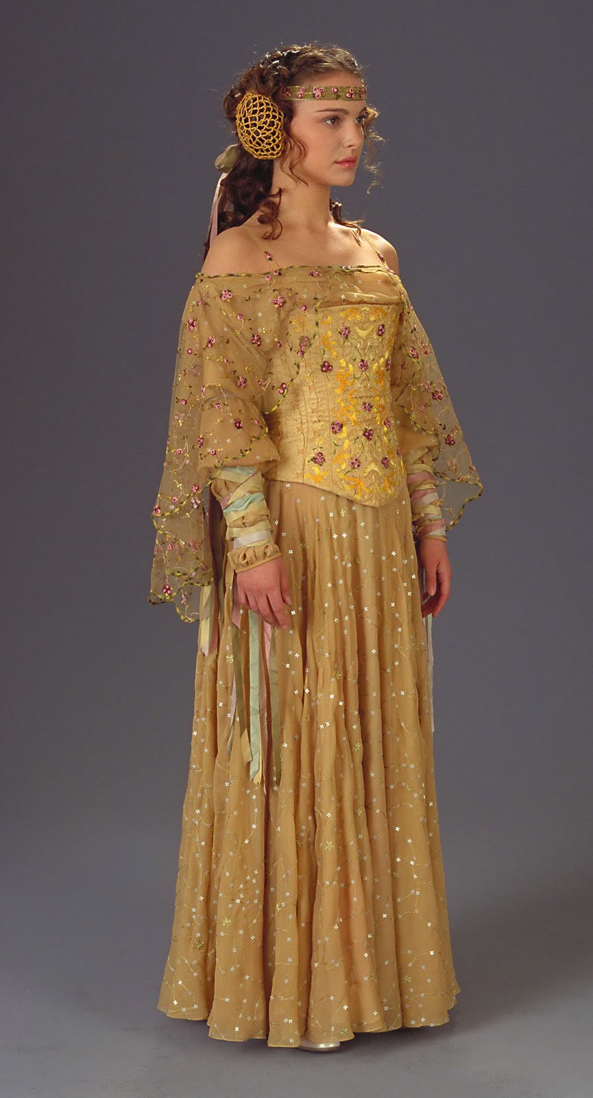 Awesome movie costumes - Princesse amidala star wars ...