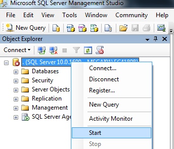 Microsoft Sql Server 2008 Error 945 Msdb Suspect