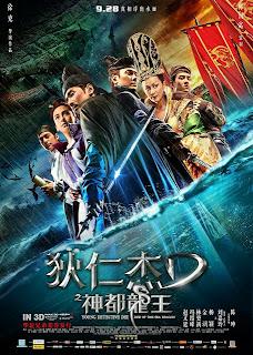 Phim Địch Nhân Kiệt: Rồng Biển Trỗi Dậy