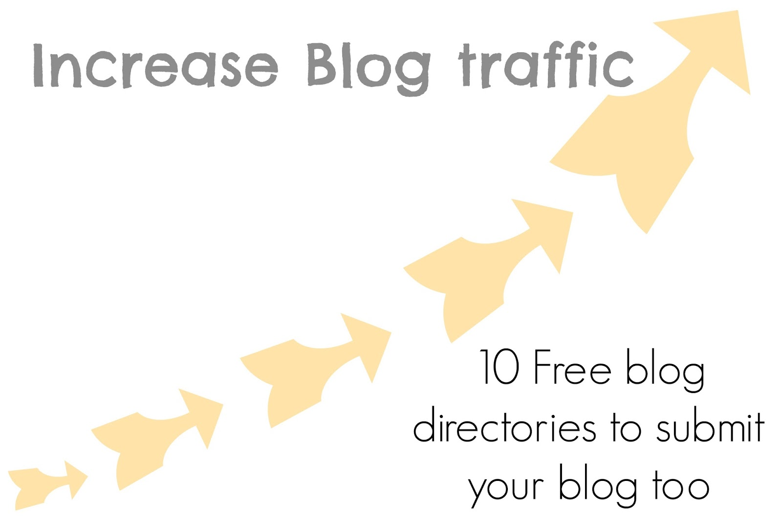 10 Free blog directories to submit your blog too