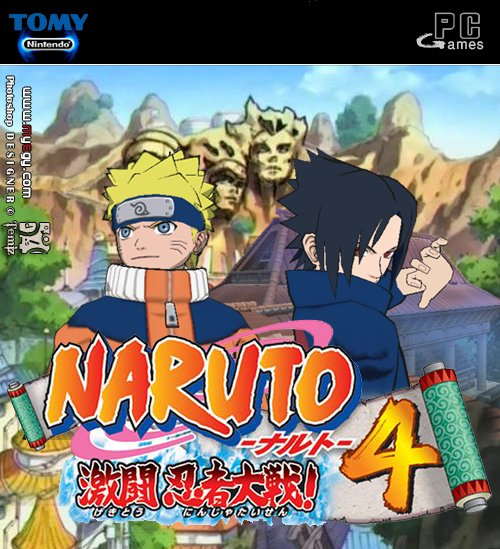 naruto gekitou ninja taisen 4 dolphin