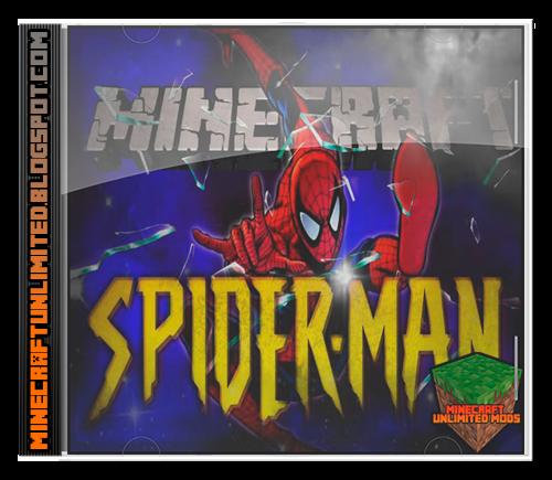 SpiderMan Mod Minecraft